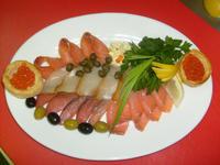 Рибні закуски