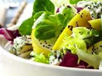 Сирні салати